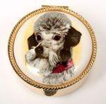 Lékovka kulatá pes - pudl