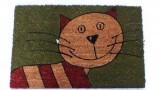 Rohožka veselá kočka