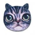 Peněženka na mince / klíčenka kočičí hlava