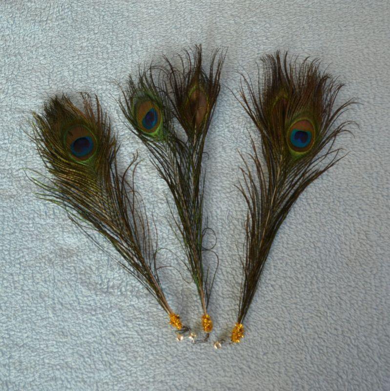 Vábnička pro kočky Peacock eye L Petfuntoy