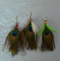 Vábnička Peacock eye S