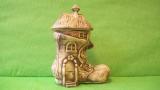 Dóza - domek v botě