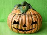 Halloweenská dýně maxi