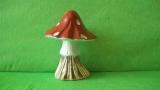 Keramická houba -muchomůrka střední