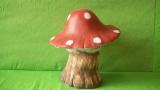 Keramická houba -  muchomůrka velká