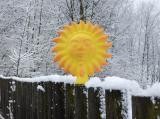 Plotovka - malé slunce