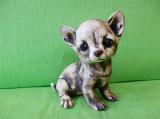 Soška pes - čivava
