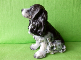 Soška pes - kokršpaněl