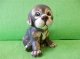 Soška pes - štěňátko