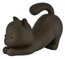 Pokladnička líná kočka hnědá