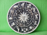Keramický nástěnný horoskop
