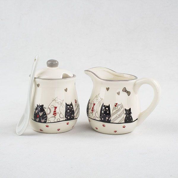 Mléčník a cukřenka Vysmáté kočky