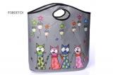 Zobrazit detail - Nákupní taška Vykulená kočka