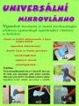 Univerzální mikrovlákno 40x40 CENTRUM SERVICE