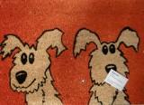 Rohožka psi kamarádi