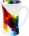 On colour Flow - maxi hrnek