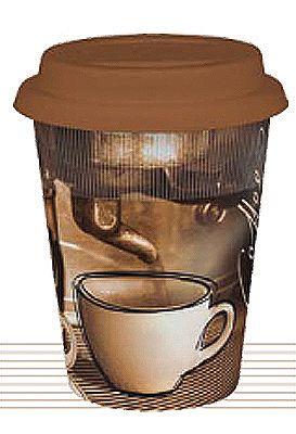 Cestovní hrnek Kávový Příběh