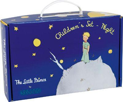 Malý princ noćní obloha