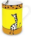 Giraffe Žirafa - hrnek