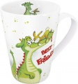 Hrnek Best friends - krokodýl a zajíček