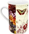 Nature post./Butterfly green hrnek