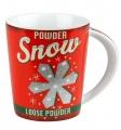 Hrnek Mug Snow - Sníh