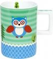 Hrnek Forest animals /Owl - Sova