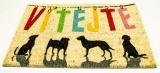 Rohožka psi -  Vítejte
