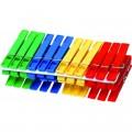 Kolíčky na prádlo 24 ks - plast