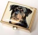 Lékovka obdélníková pes - rotvajler