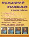 Vlasový turban CENTRUM SERVICE