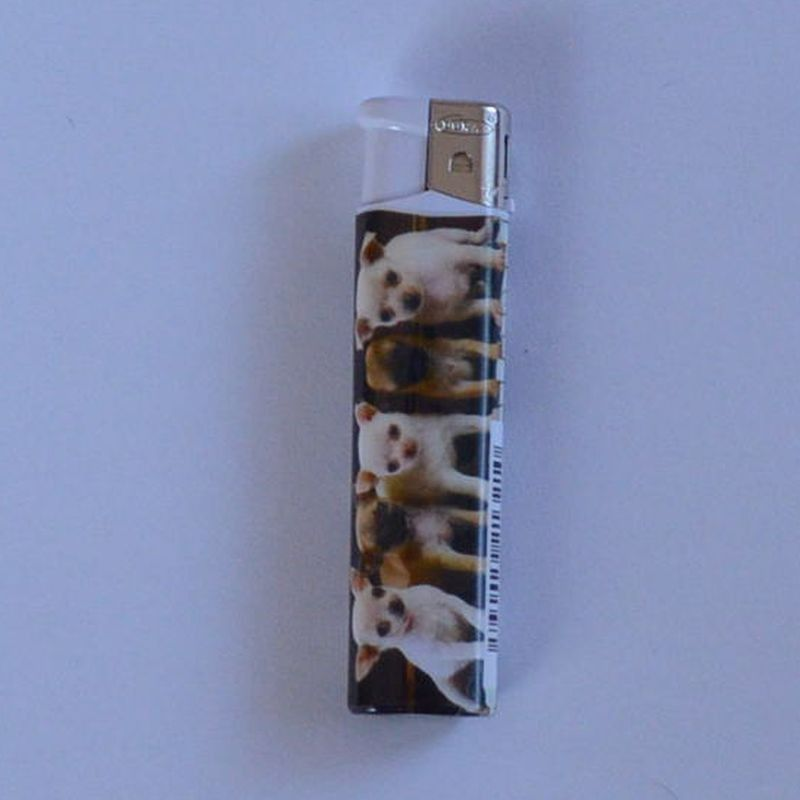 Zapalovač pes čivava
