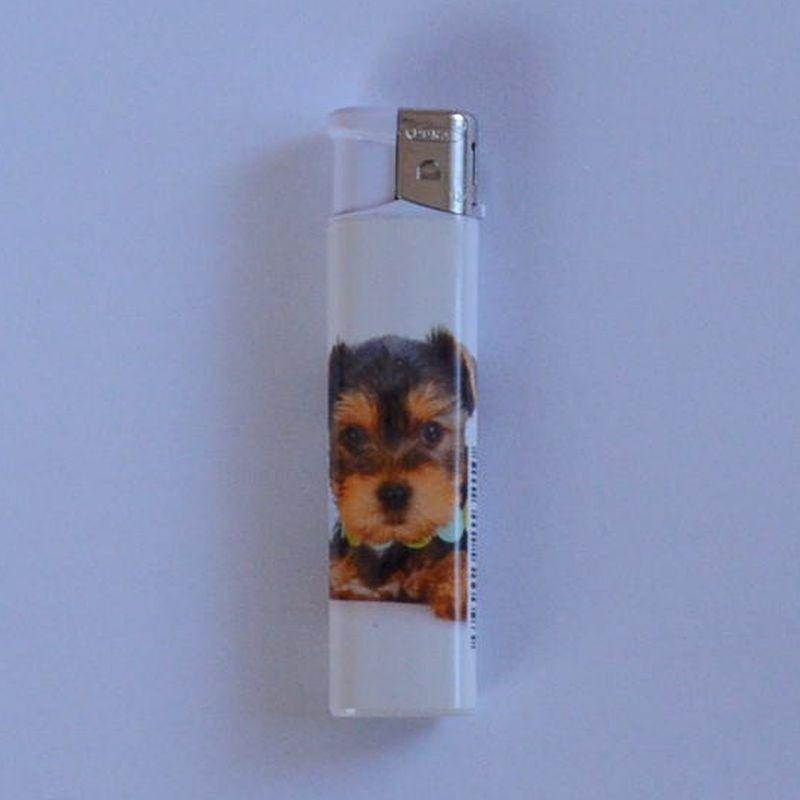 Zapalovač pes yorkshire