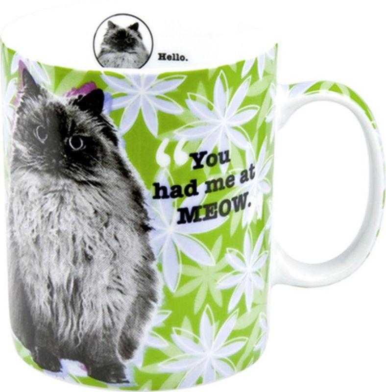 Hrnek kočka Meow