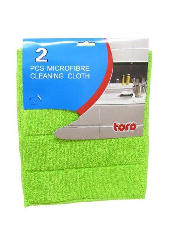 Utěrka z mikrovlákna značky TORO, 2 kusy