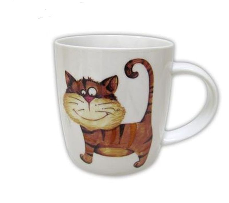 Hrnek FUNNY CAT, 355 ml Toro