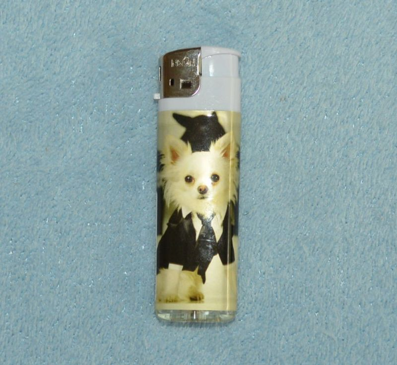 Zapalovač Funny Dog - čivava I.