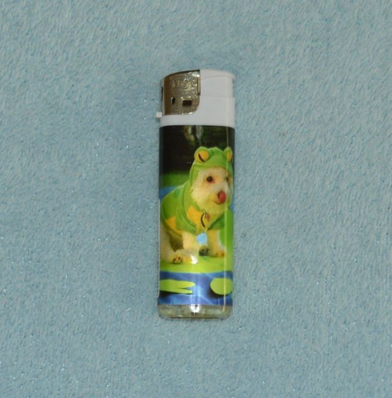 Zapalovač Funny Dog - pudl