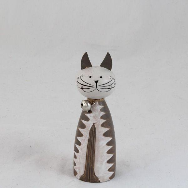 kočí postavička dřevěná Aya