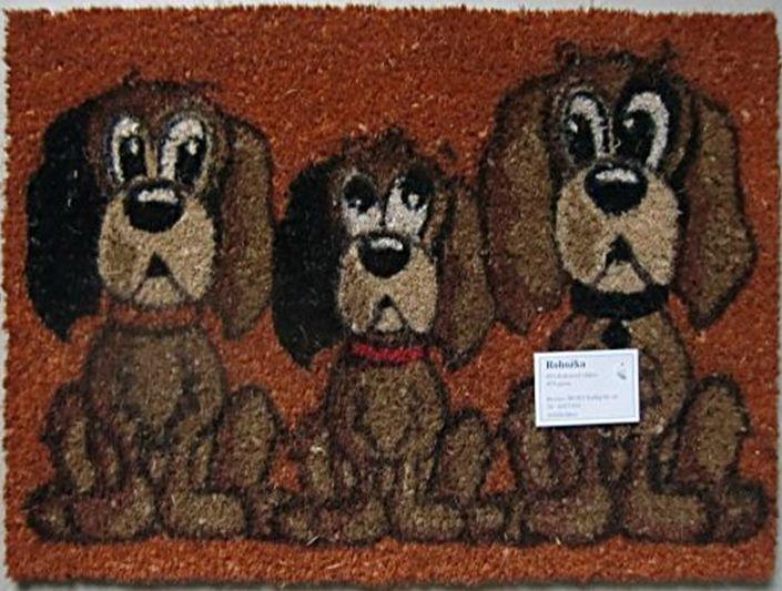 Rohožka tři psi