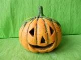 Halloweenská dýně malá barevná