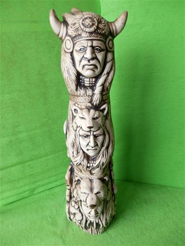 Indiánský totem