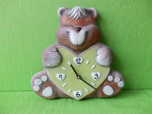 medvědí hodiny