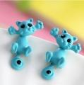 náušnice kočky