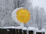 Plotovka - slunce i měsíc