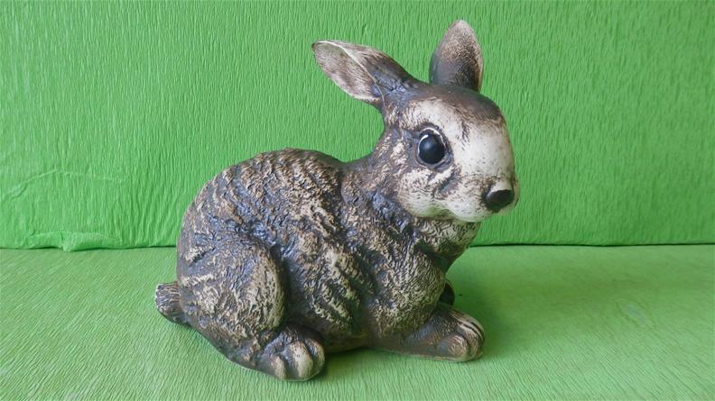 Soška králíka