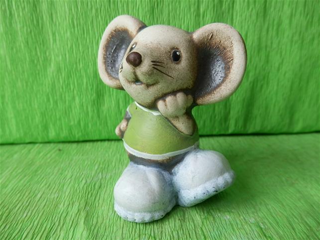 Soška mini myš
