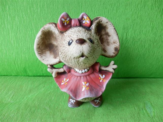 Soška myšice