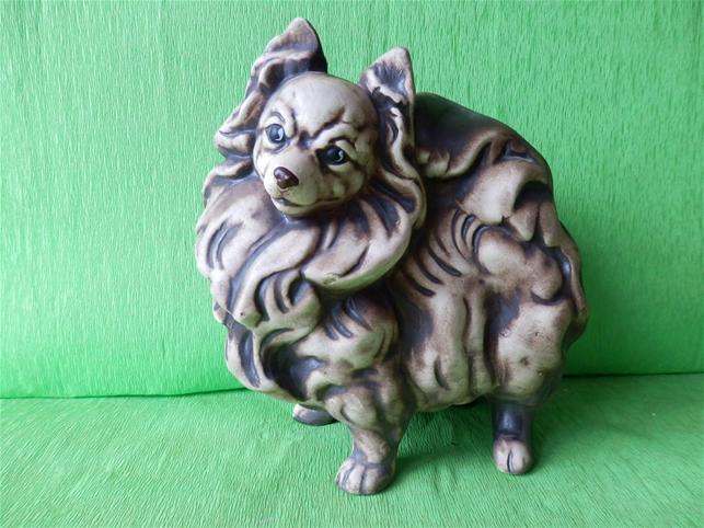 Soška pes - špic