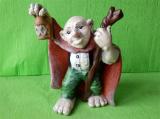 Soška troll velký